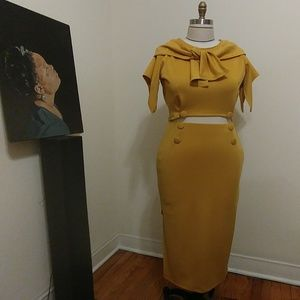 Brand new custom-hand made plus size clothing